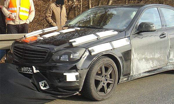 Новый Mercedes C-Classe