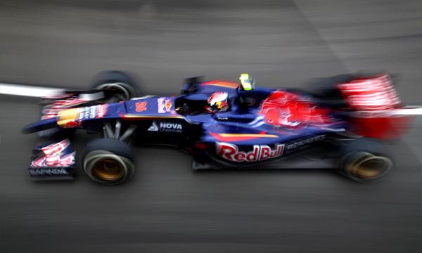 Даниил Квят показал девятое время на Гран-при Великобритании