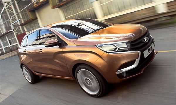Lada XRAY получит 1,8-литровый мотор
