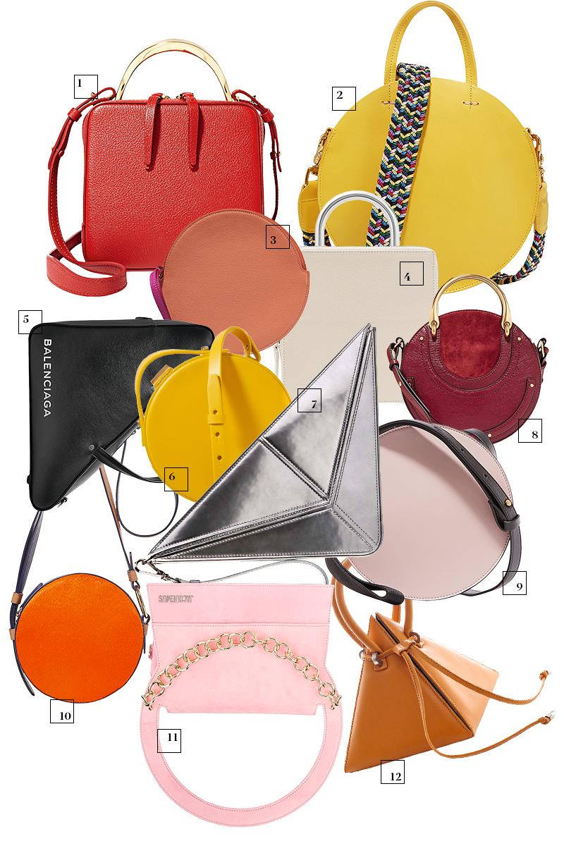 1 | The VOLON; 2 | Clare V.; 3 | Roksanda; 4 | Building Block; 5 | Balenciaga; 6 | Nico Giani; 7 | Cushnie Et Ochs; 8 | ChloÉ; 9 | Marni; 10 | Diane von Furstenberg; 11 | Jacquemus; 12 | Nita Suri