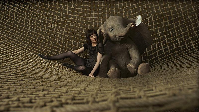 Кадр из фильма«Дамбо»
