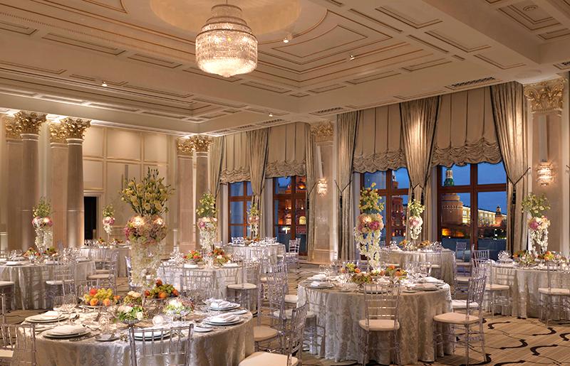 Фото: пресс-служба Four Seasons Hotel Moscow