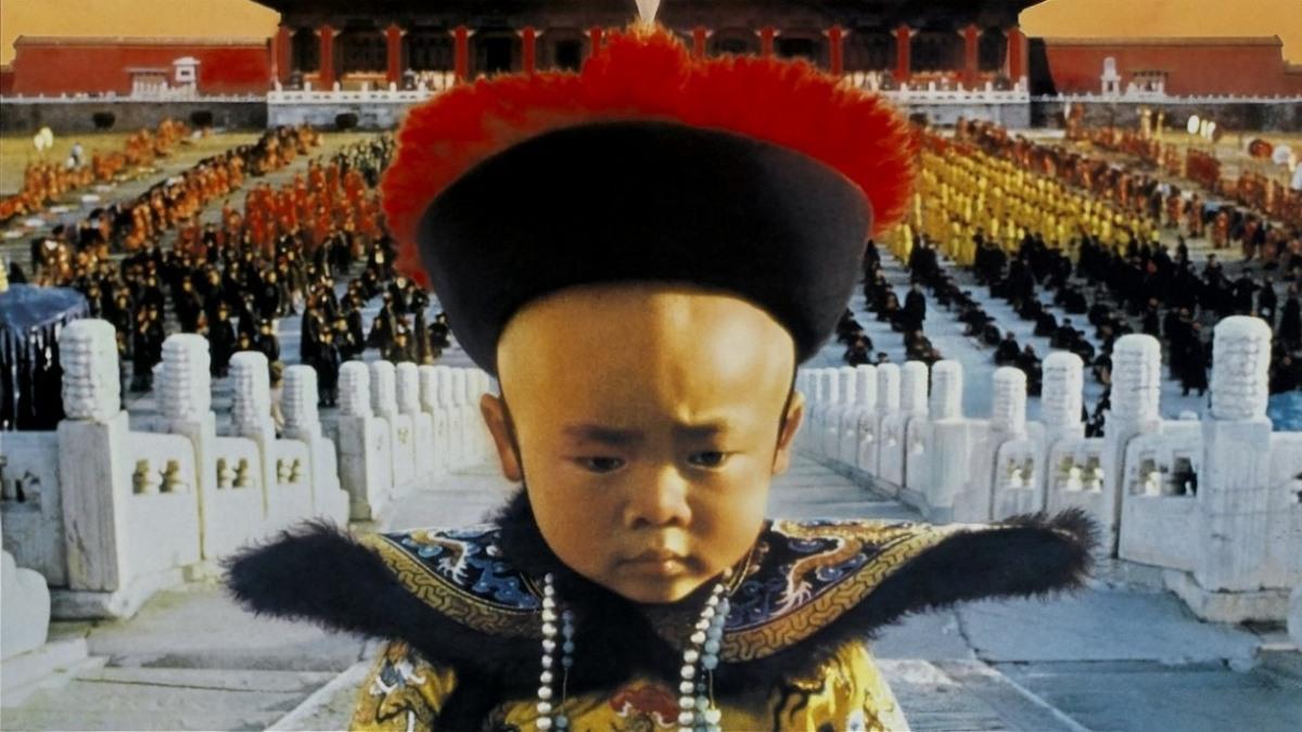 Кадр из фильма «Последний император»