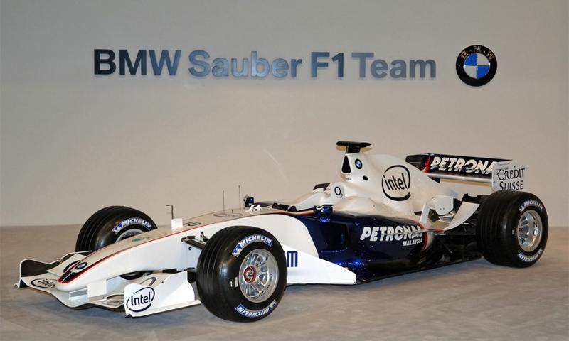 BMW Sauber продали швейцарскому фонду