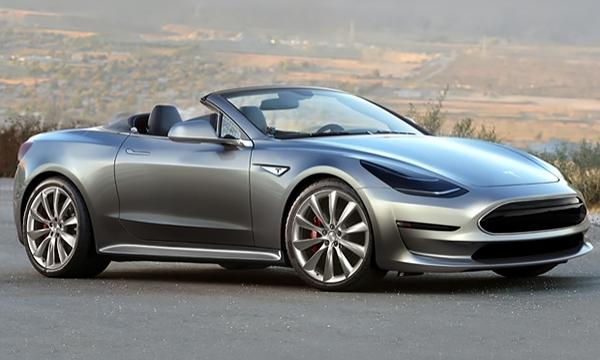 Tesla выпустит Roadster нового поколения в 2019 году