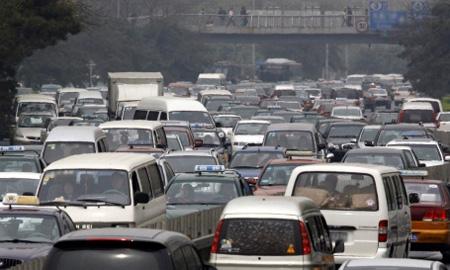 Дороги Москвы парализует на неделю