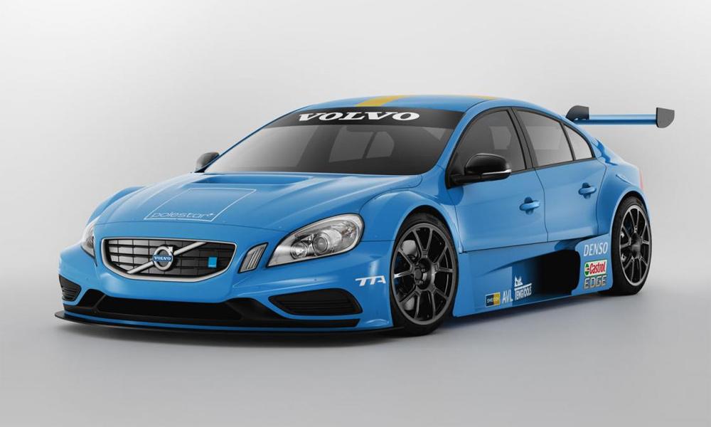 Volvo S60 TTA