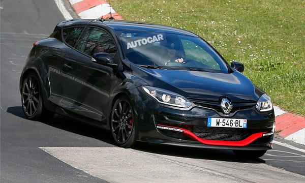 Renault попытается перебить рекорд Нюрбургринга в июне