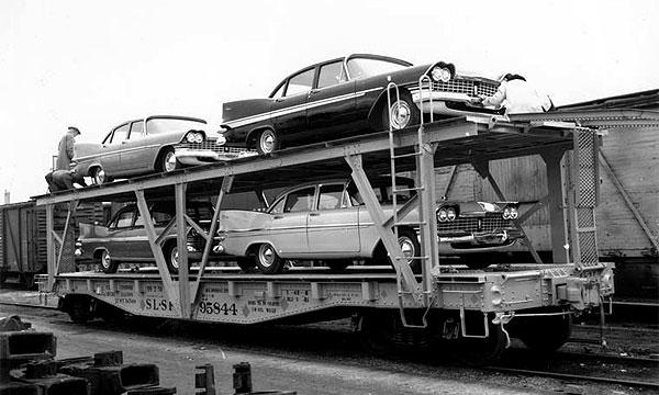 К частному поезду планируется прицепить вагон-автомобилевоз