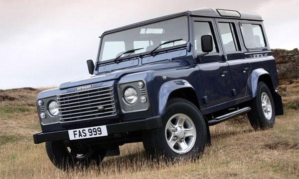 Land Rover отметит свое 60-летие в Москве