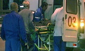 В Москве нетрезвый майор на Mercedes-Benz сбил женщину