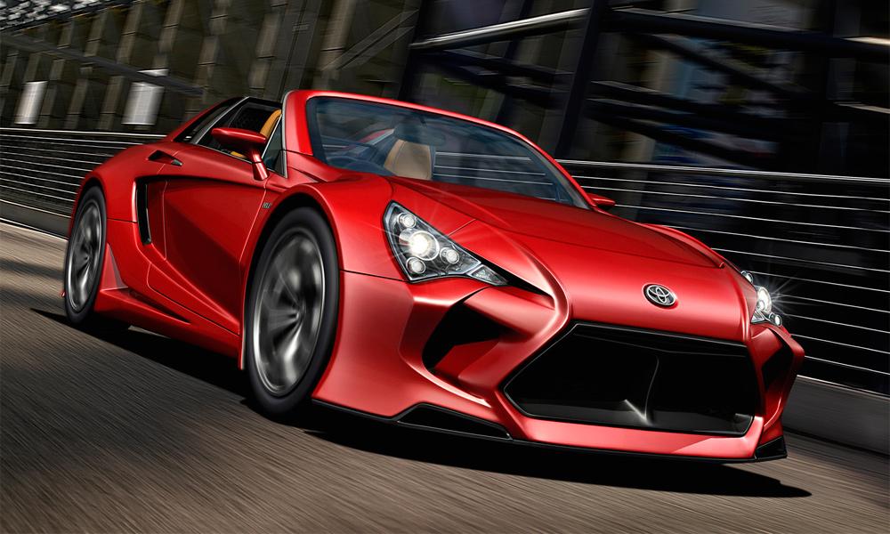 От BMW с Toyota родится новая Supra
