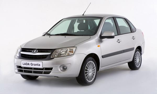 Lada Granta получит битопливный двигатель