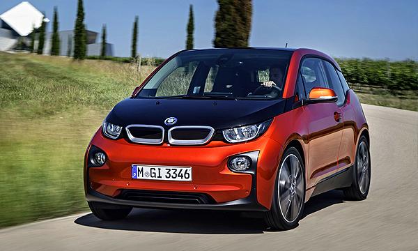 Электрокар BMW i3 получит водородную версию