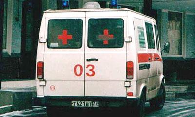 Два пешехода пострадали в автомобильной аварии на МКАД