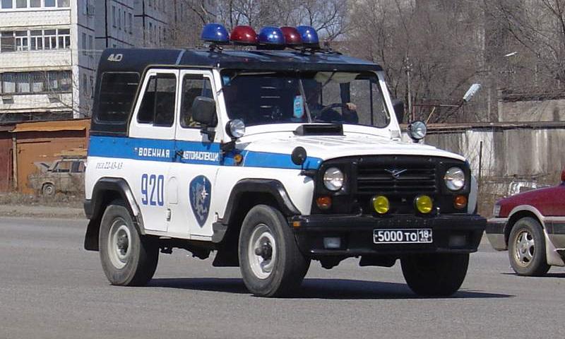 Госдума расширила полномочия Военной автоинспекции