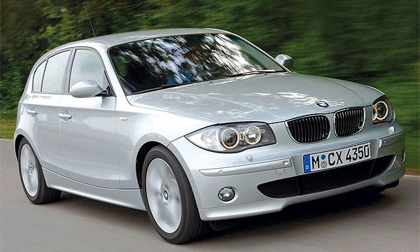 BMW первой серии