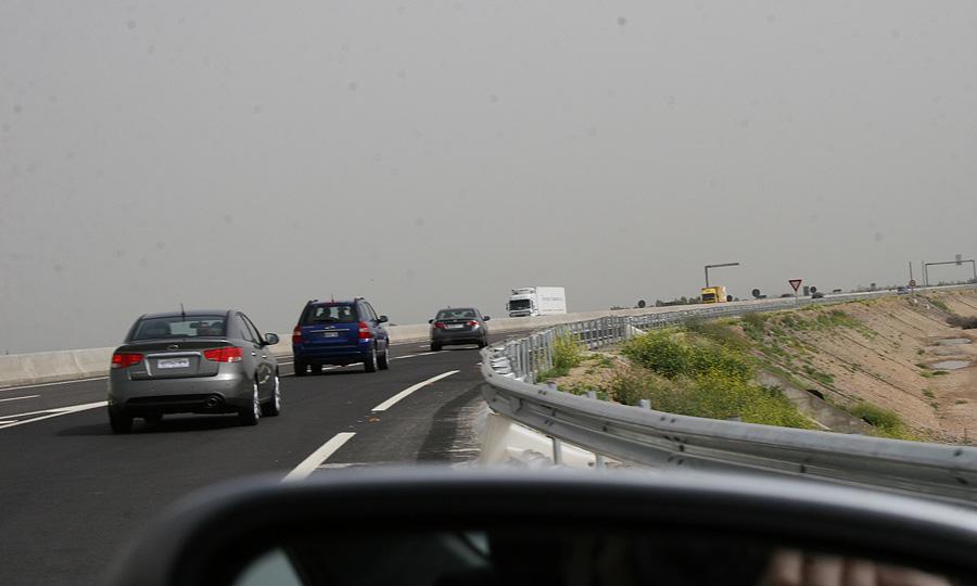 Автотуристам рекомендуют не ездить по трассе Ростов – Одесса