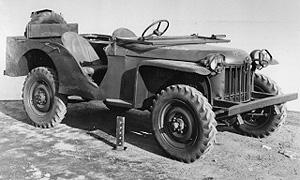 История Jeep: эхо войны