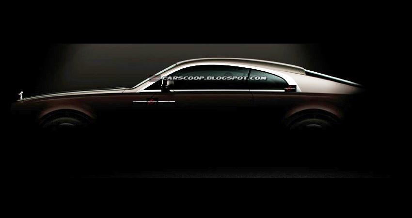 Самый быстрый Rolls-Royce. Первые изображения
