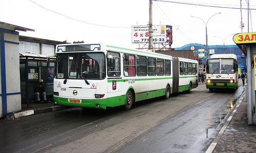 Экспресс-автобусы оказались медленнее автомобилей