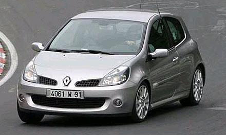 RenaultSport Mk III Clio