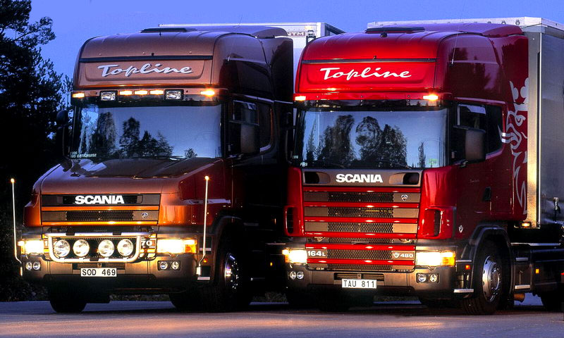 Еврокомиссия одобрила слияние MAN и Scania