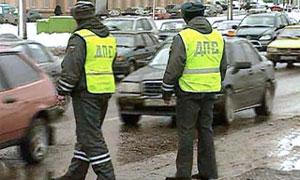 В Астрахани водитель намеренно сбил сотрудников ГИБДД