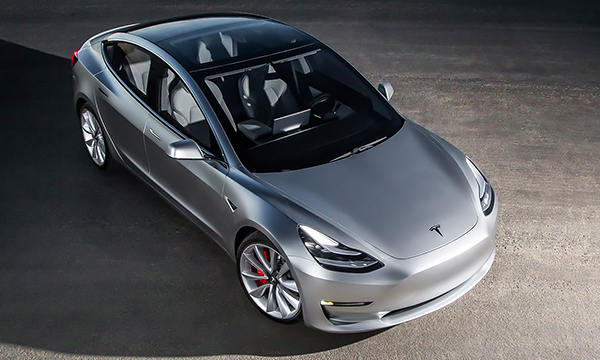 Tesla распродала самые доступные электрокары на два года вперед
