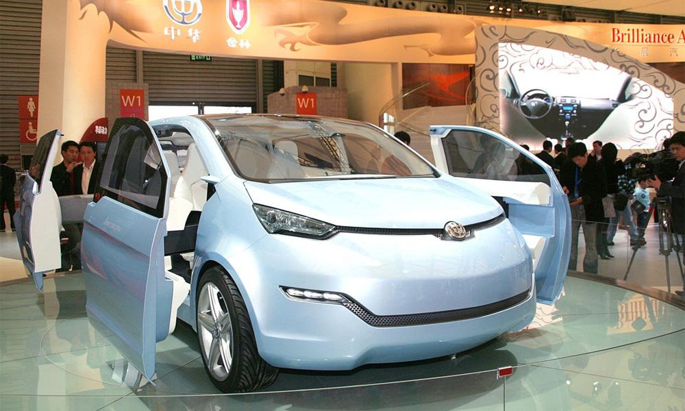 Brilliance Electric Vehicle