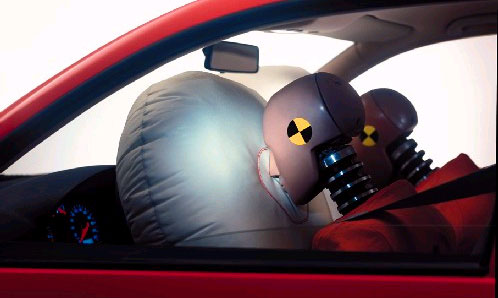 Самые безопасные машины года