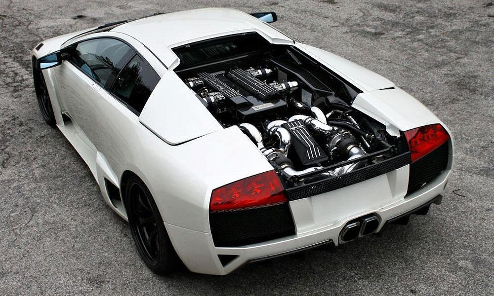 Ателье Heffner представило самый мощный Lamborghini Murcielago