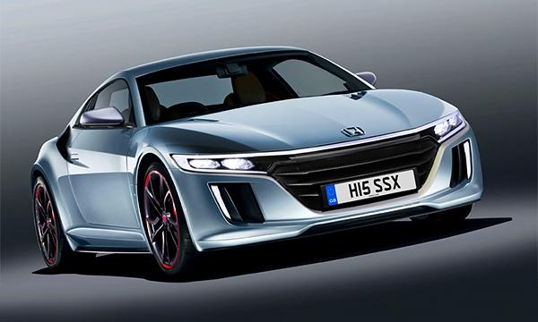 Новая Honda S2000 станет гибридом