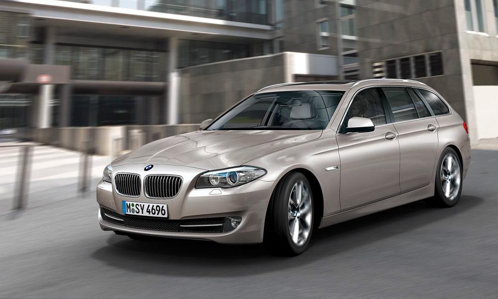 BMW начинает очередное покорение Европы
