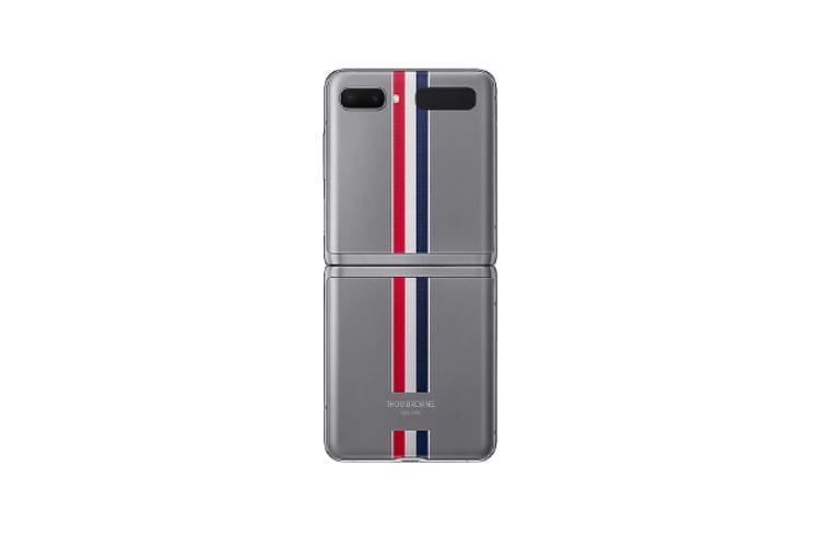 Смартфон, коллаборация Thom Browne X Samsung