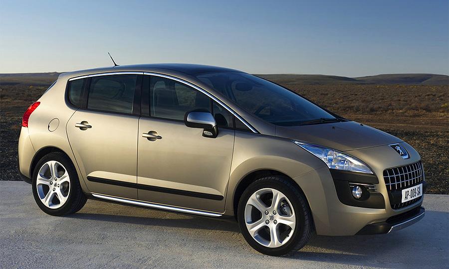 Peugeot 3008 продвигает свежие идеи
