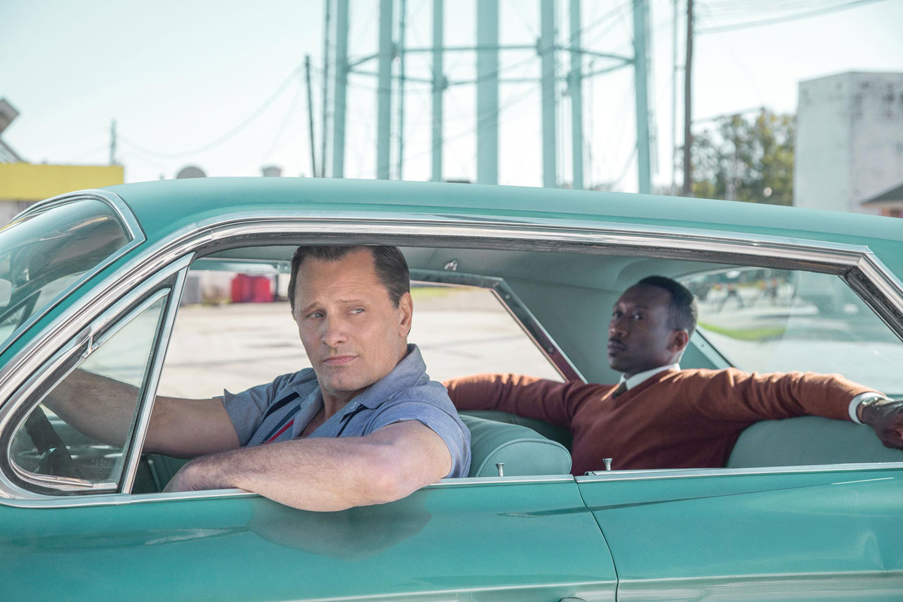 Кадр из фильма «Зеленая книга»