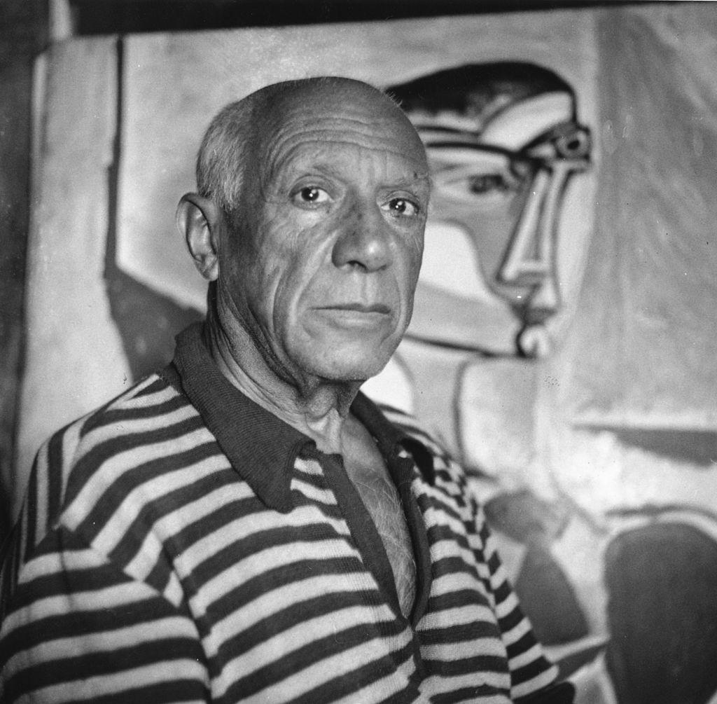Пабло Пикассо