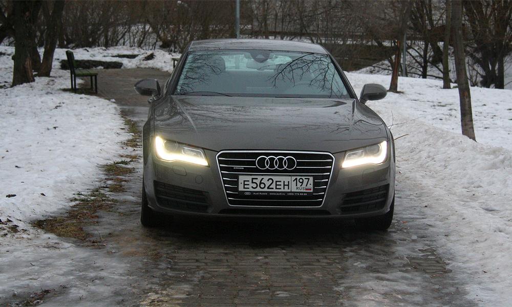 Тест Audi A7. Грустное расставание с идеальным автомобилем