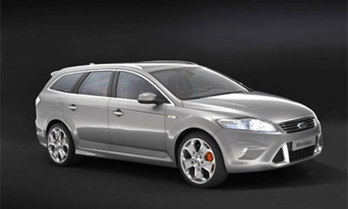Ford Mondeo'2007