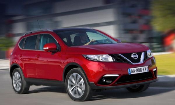 Новый Nissan Qashqai появится в продаже раньше X-Trail