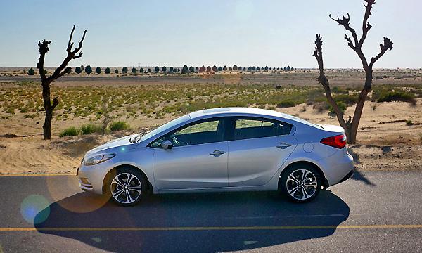 Kia объявила старт продаж Cerato нового поколения