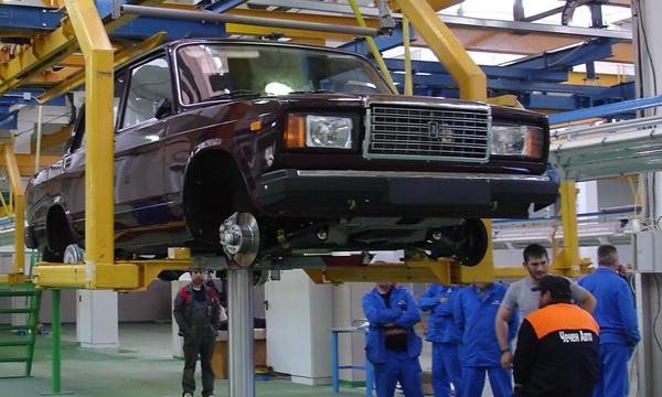 Чеченский автопром поддержат корейские инвесторы