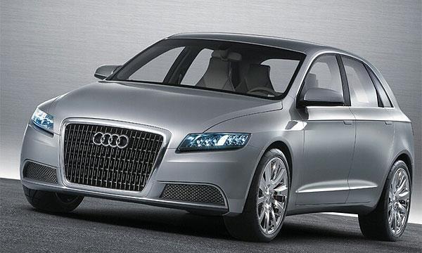 Концепт Audi Roadjet