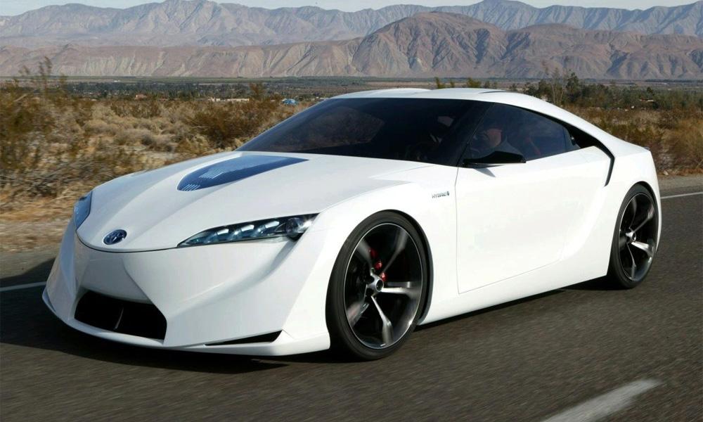 Honda готовит конкурента для спорткара Toyota Supra