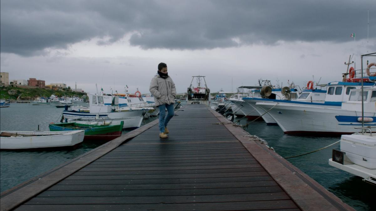 Кадр из фильма «Море в огне»