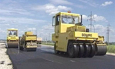 Дороги в Москве будут строить за счет федерального долга