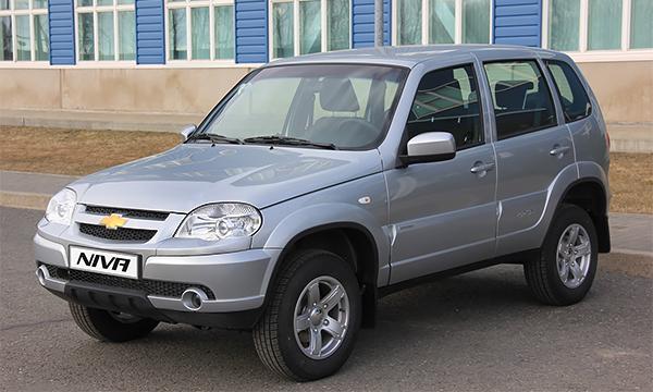 GM-АвтоВАЗ поднимет цены на Chevrolet Niva третий раз за год