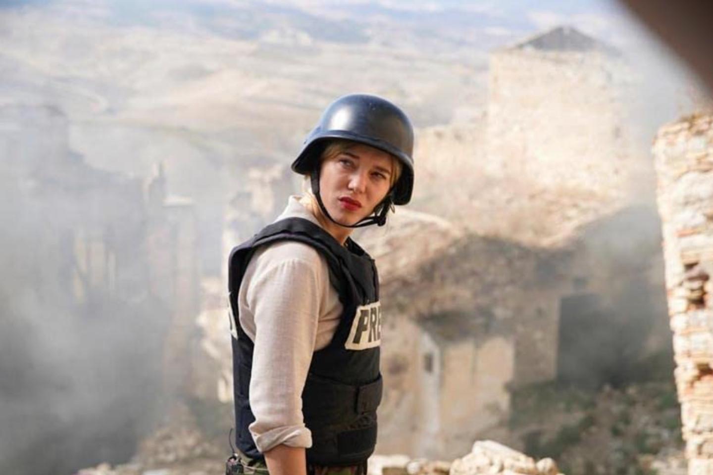 Кадр из фильма «Франция»