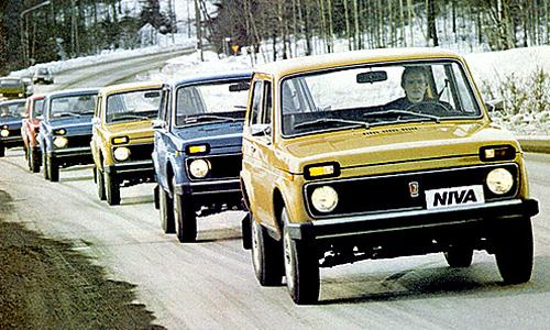 Чеченцы спасают российский автопром